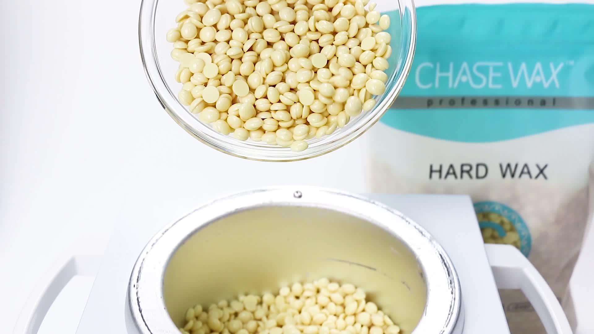 सबसे अच्छा बेच 1000g ब्राजील मोम बीन्स हार्ड मोम मोती दर्द रहित बालों को हटाने के मोम स्पा सैलून के लिए