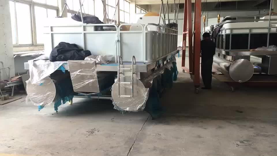 बिक्री के लिए 5.8 m cuddy केबिन प्लेट एल्यूमीनियम नाव