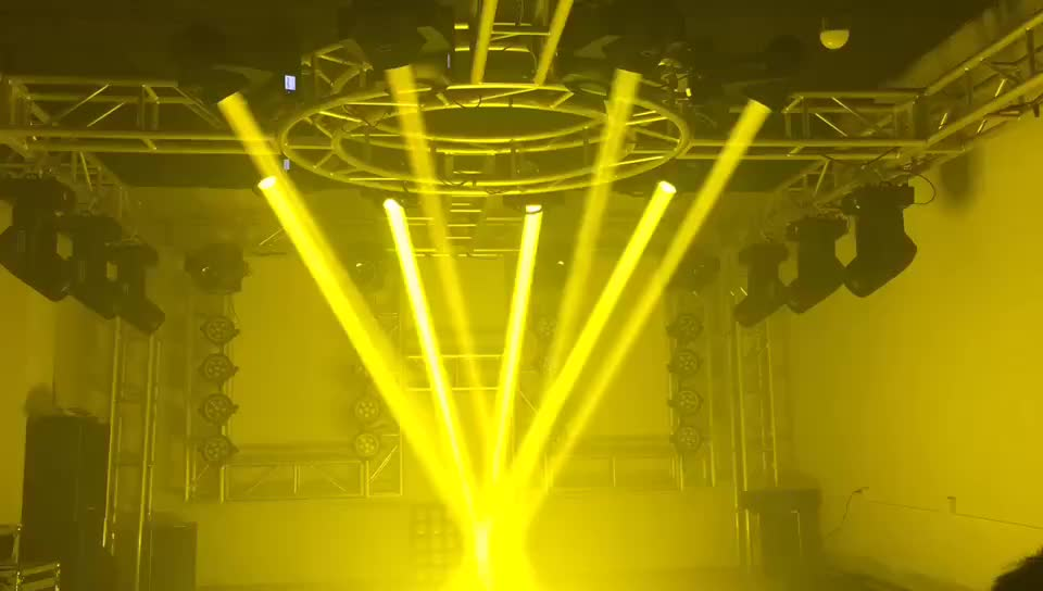 Guangzhou wholesale stage lighting 230w sharpy 7r Beam+Lights moving head lights