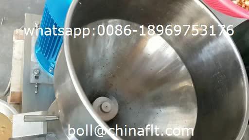 Processamento de alimentos máquina de manteiga de amendoim industrial