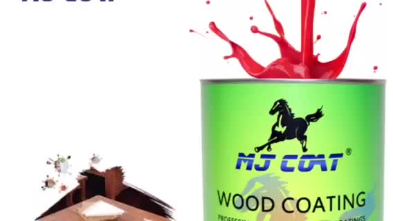 High Quality Anti Uv Water Based Scratch Resistant Wood