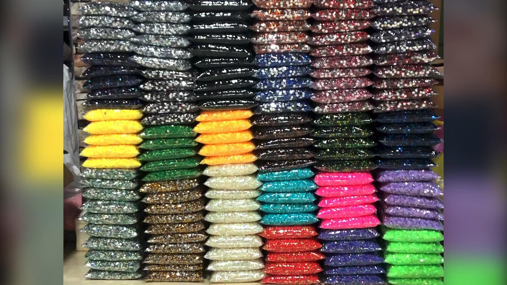 Commercio all'ingrosso 73 di Colore 2 millimetri 3 millimetri 4 millimetri 5 millimetri 6 millimetri Jelly Bianco AB Pietre di Cristallo Rotondo Flatback rhinestone della resina per L'artigianato FAI DA TE