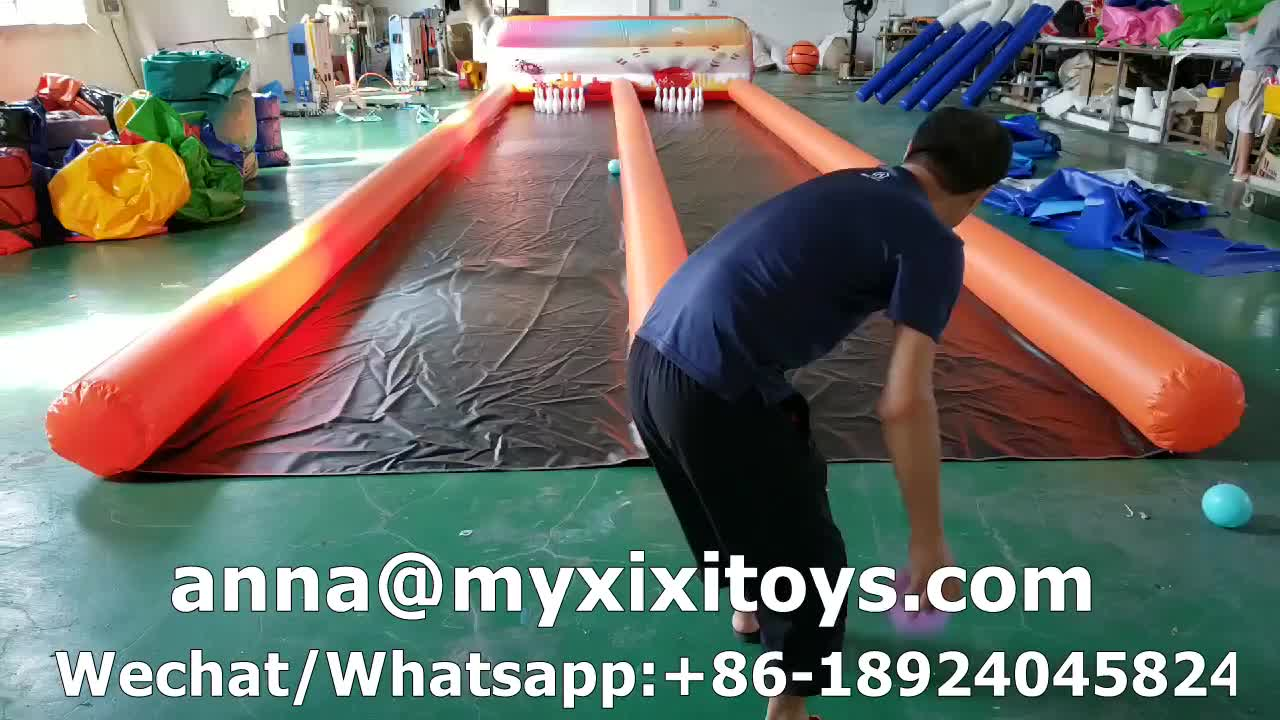 XIXI TOYS Portable Kick Soccer Game Inflatable simulated tennis goal sport games
