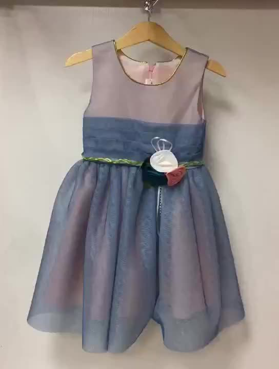 Kids Gown New Designs Slim Girls Party Wear Baby Kids 3-8 Years ...