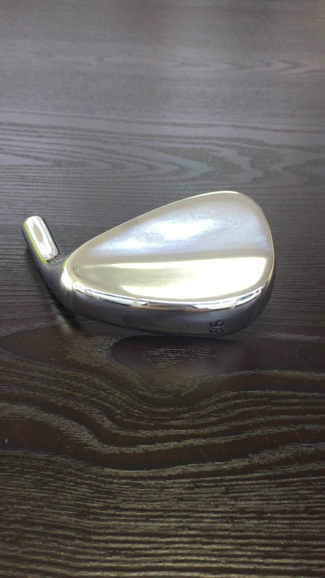2 pcs Premium China Full CNC Forged New Brand Golf Wedge Head for men