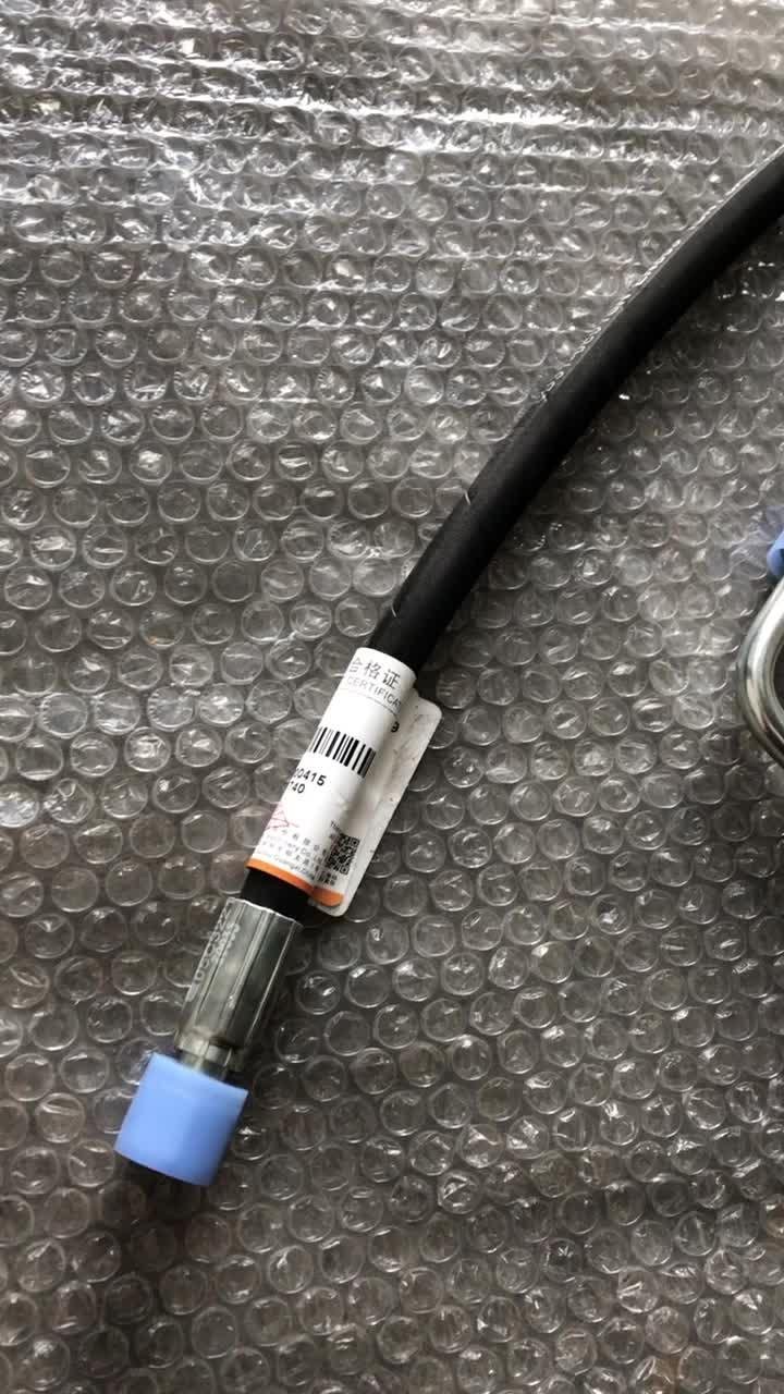 מפעל אספקת גלגל מטעין CLG862 חילוף חלקי צינור assy 05C3221