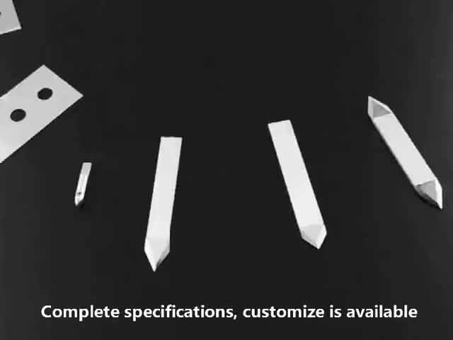 טונגסטן קרביד zund חותך להב Z31 עבור תעשיית טקסטיל
