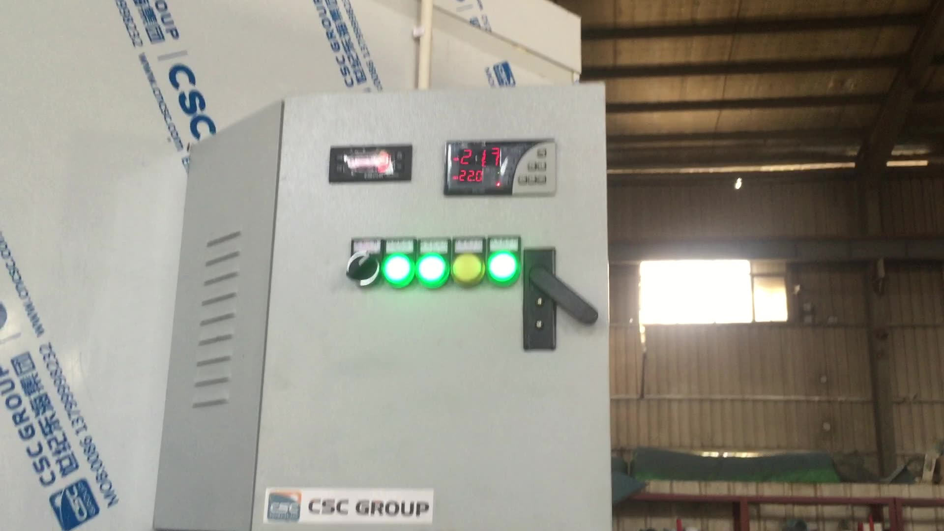 Milk fish fruit and vegetable air conditioner cold room trailer