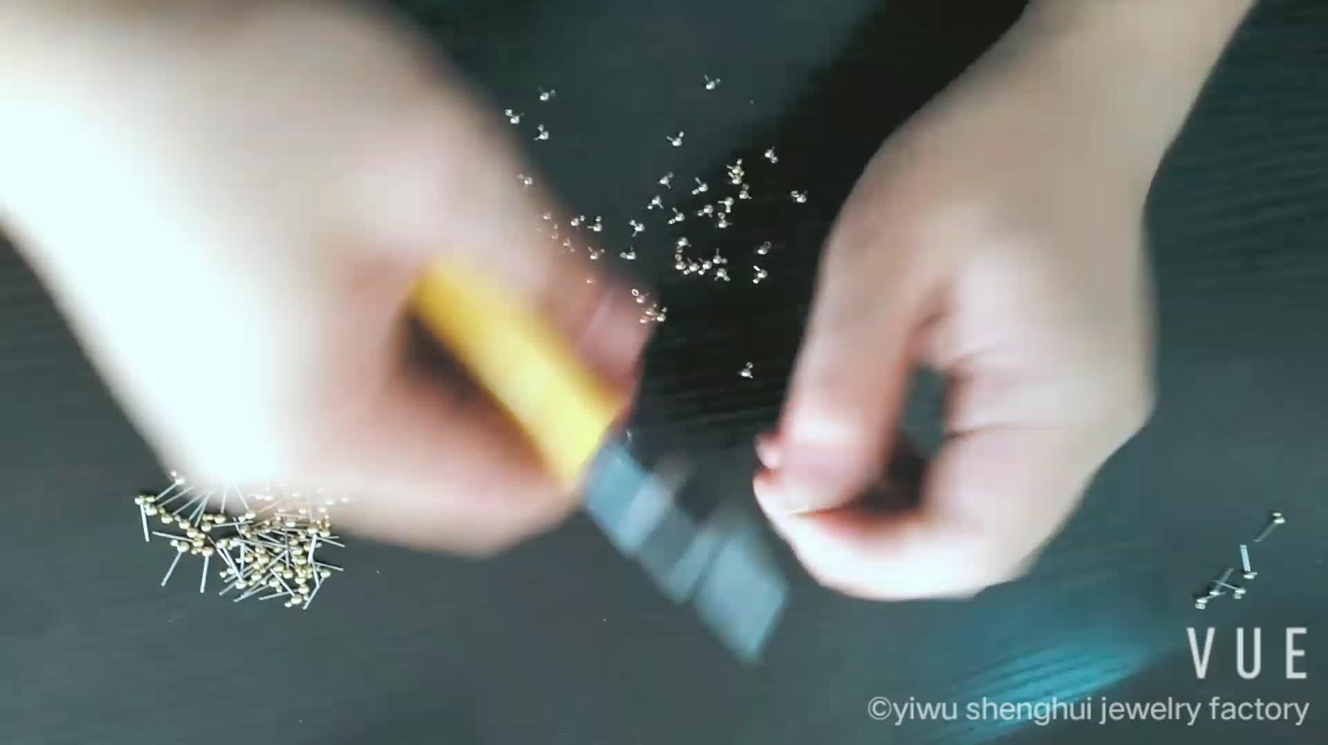 Korean hot goods crystal star butterfly bear earing jewelry women