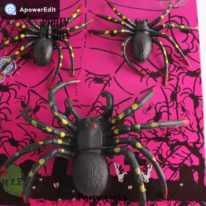 Yiwu Halloween Party Decorations Spider Web With Super Stretch Cob Web Set Halloween Decor