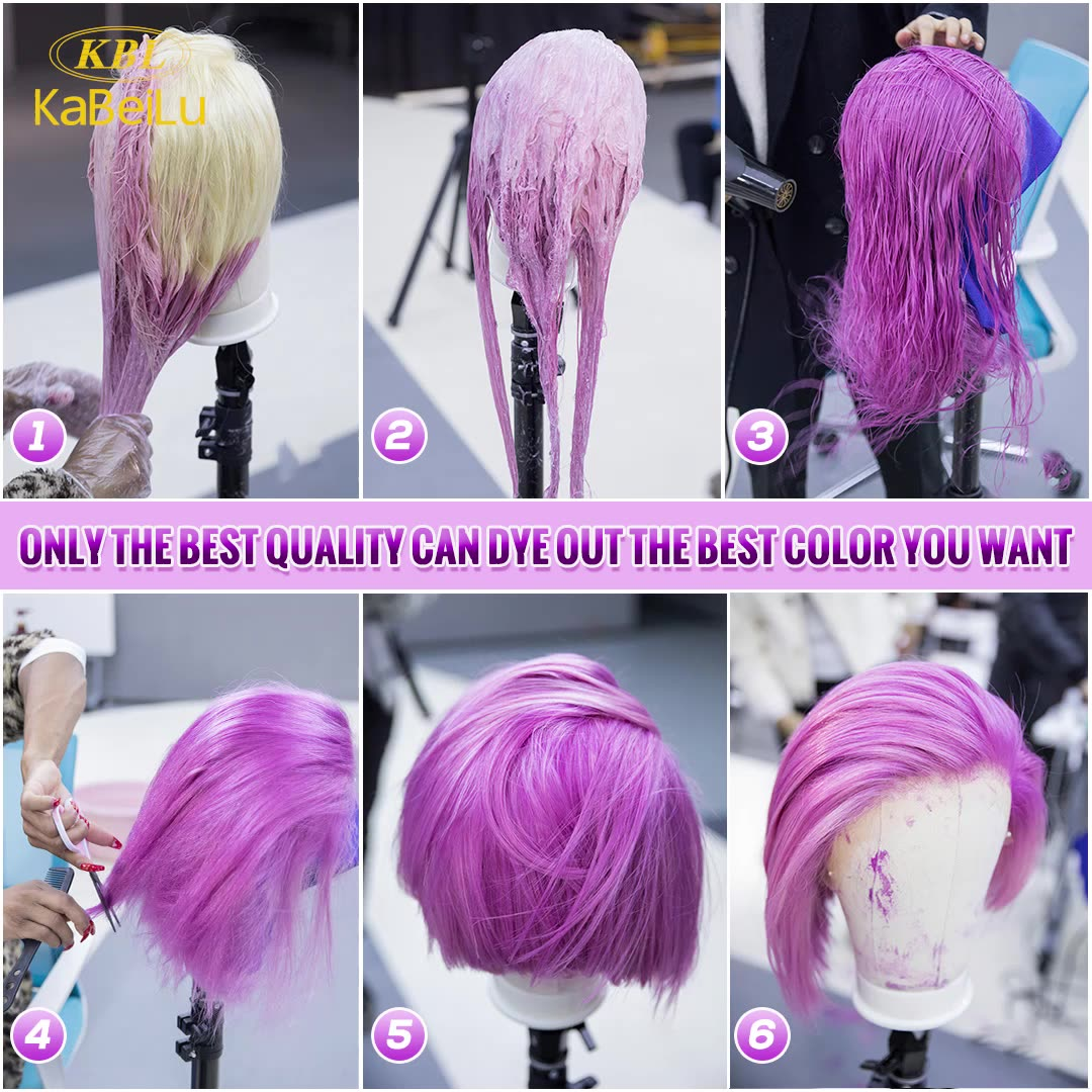 613 Full lace wig vendors,613 honey blonde 100 10A virgin malaysian human hair full lace wig with baby hair,color 613 blonde wig