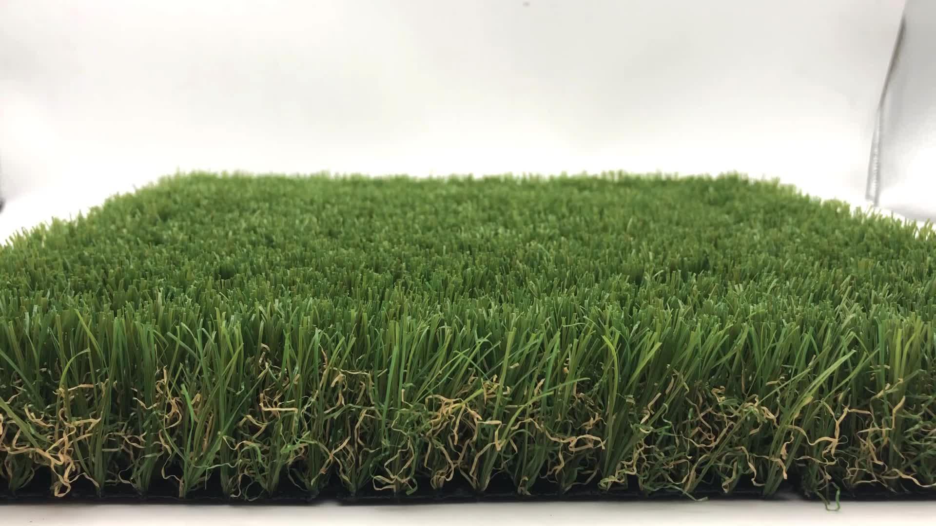 Commercio all'ingrosso Decorazione erba artificiale giardino