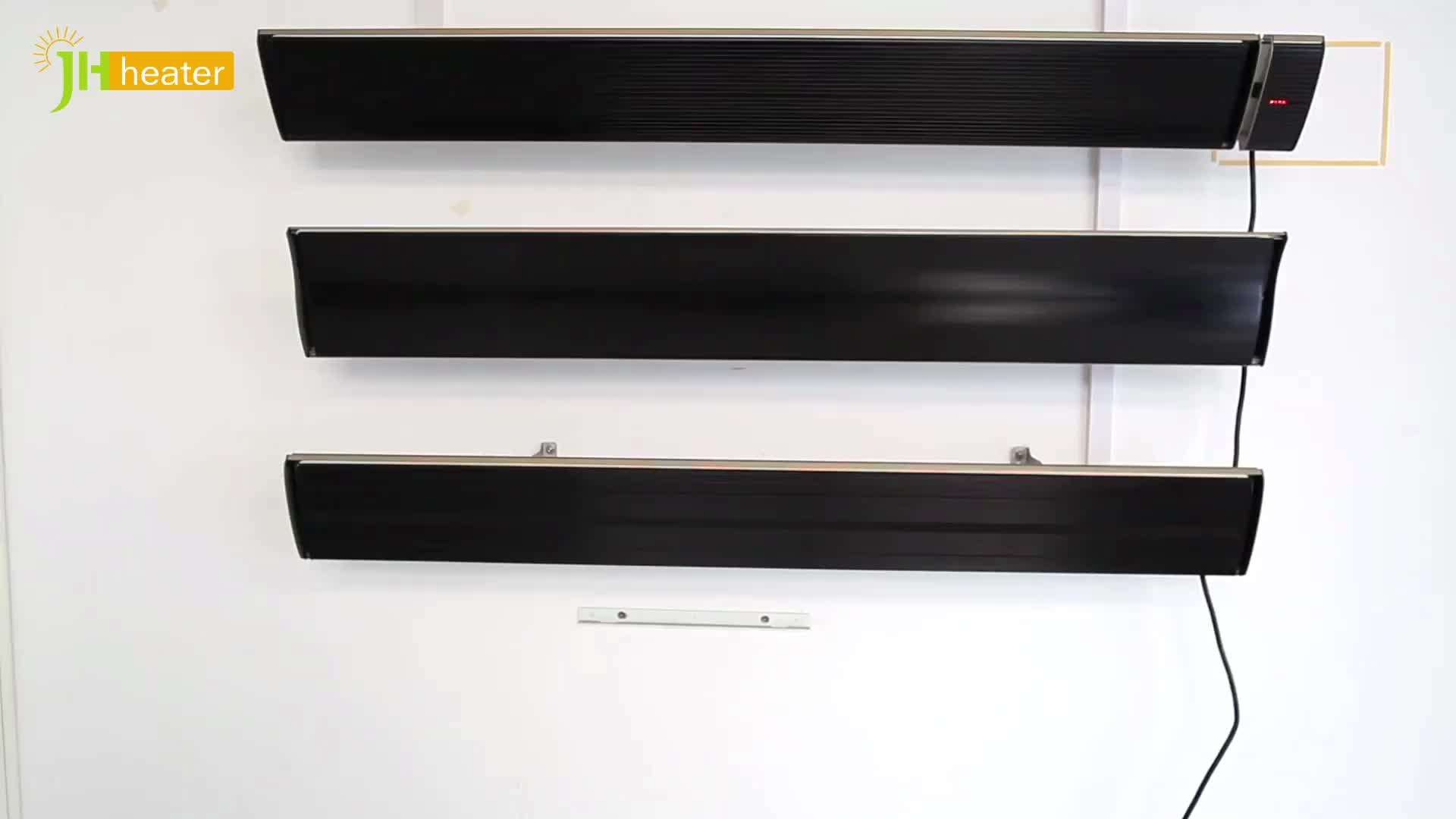 Wholesale simple design adjustable infrared electric heater