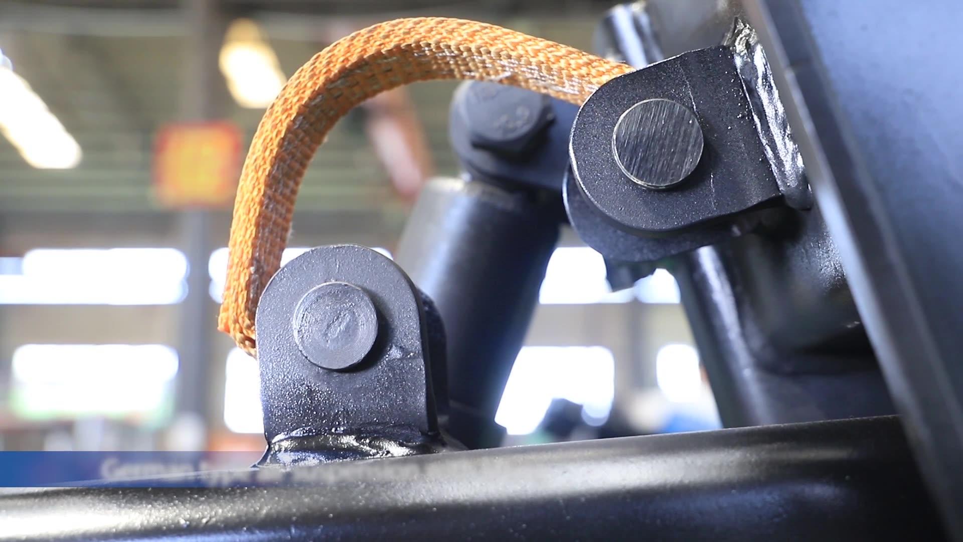 Тяжелый Грузовик Трейлер части полуприцеп подъемный вал пневматическая подвеска