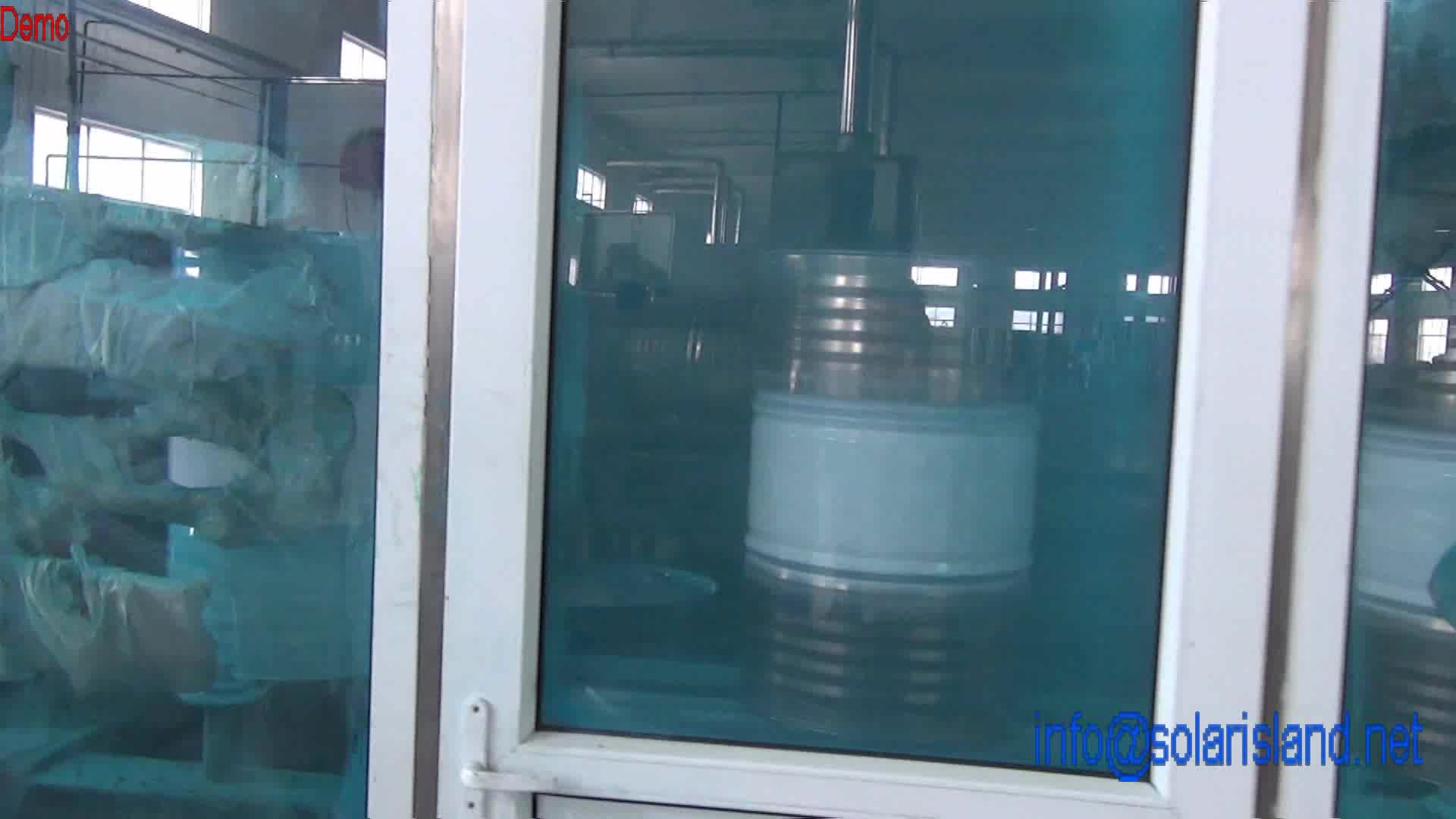 55 Gallon Steel Barrel Production Line