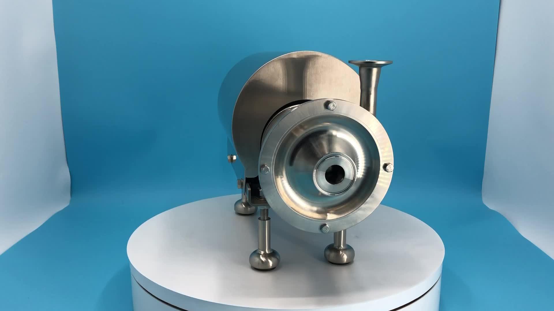 donjoy Mini type Centrifugal Pump Low flowrate pump