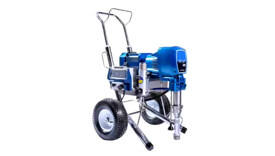 Cheap Price Yanfeng PT8900  Airless Putty Sprayer / Electric Texture Airless Sprayer