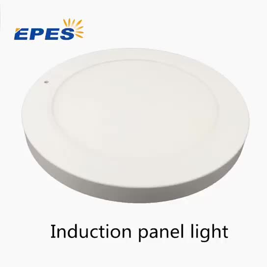 smart motion sensor ceiling 3d led panel light ceiling light sensor 18w