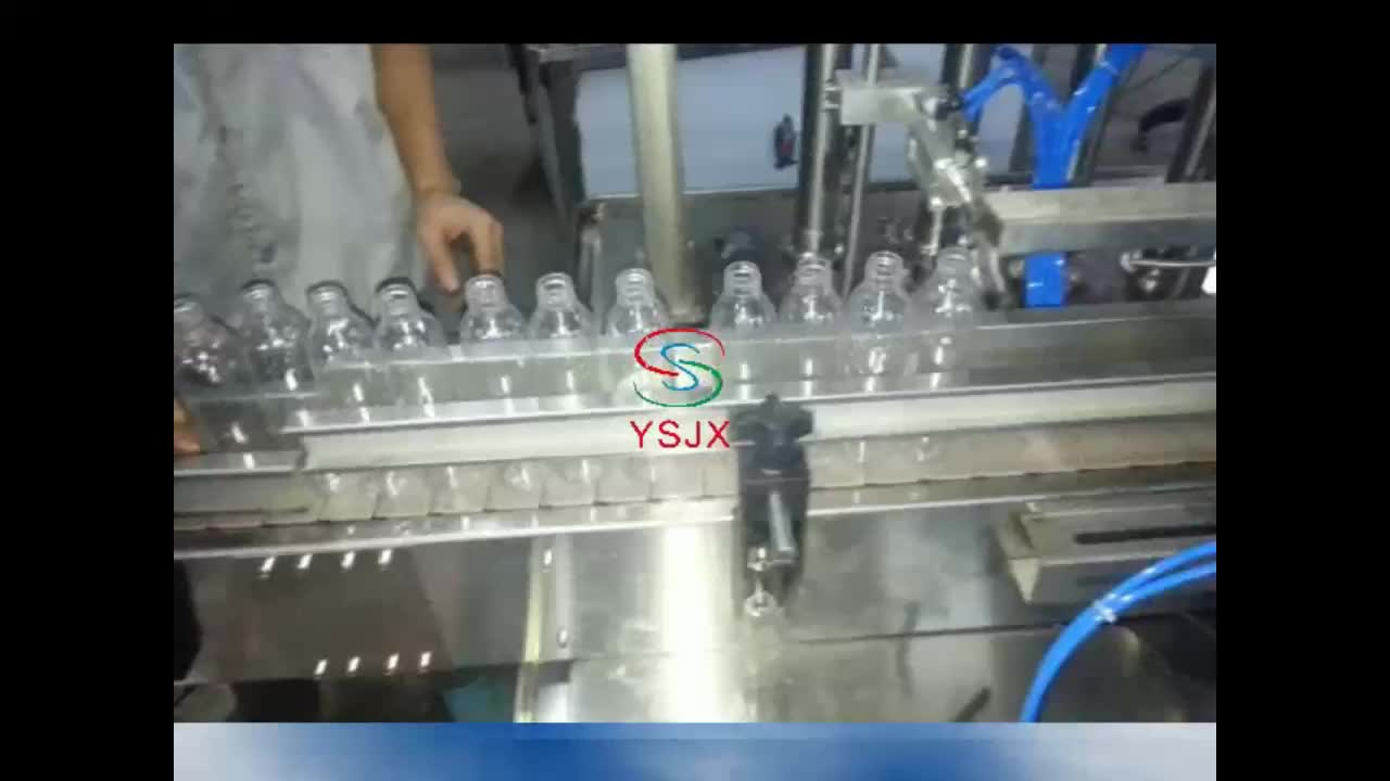 Automatic hot pepper sauce filling machine price for 100-1000ml