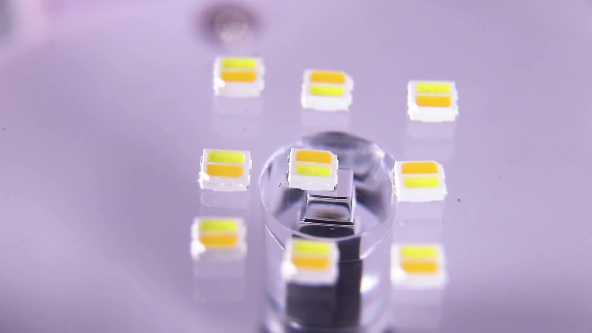 High power 0.5w 5074 5051 5054 5050 1w 1.5w 3w smd rgb led chip