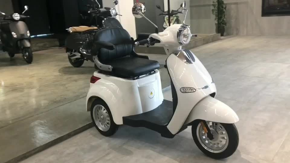 800w 3 wheel electric scooter  disabled mobility scooter ,eec/coc