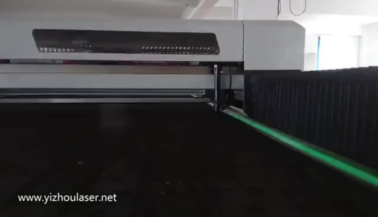 low cost autofeeding home roller fabric 1630 150w  laser cutter price