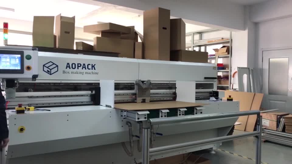 Automatische pizza box, der maschine und maschine für die herstellung von kuchen box
