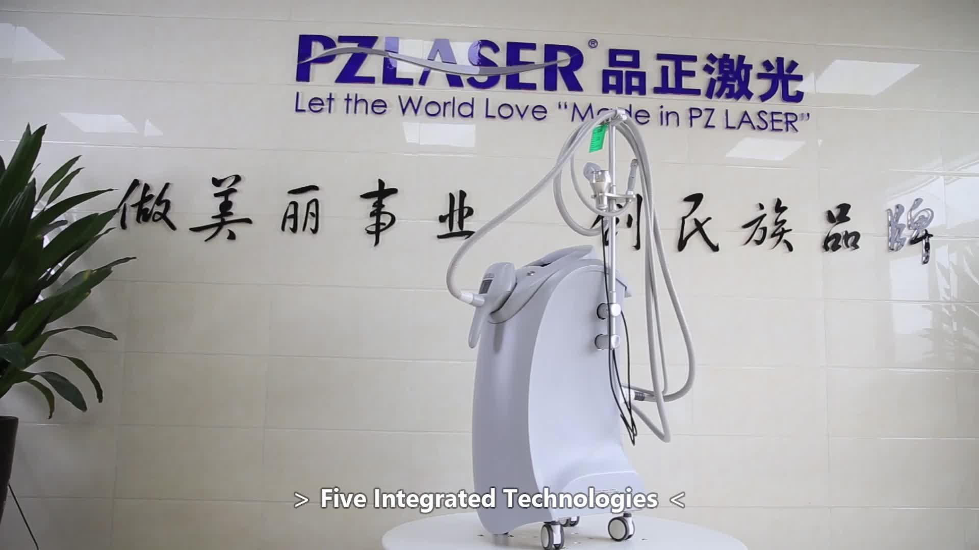 De vacío de masaje de la forma del cuerpo médico CE aprobado v-máquina de la forma de equipo de estetica