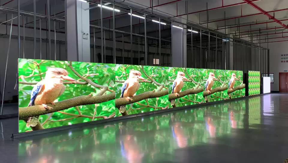 Thin outdoor waterproof p4 led wall panel advertising led display screen, led sign led billboard for big event