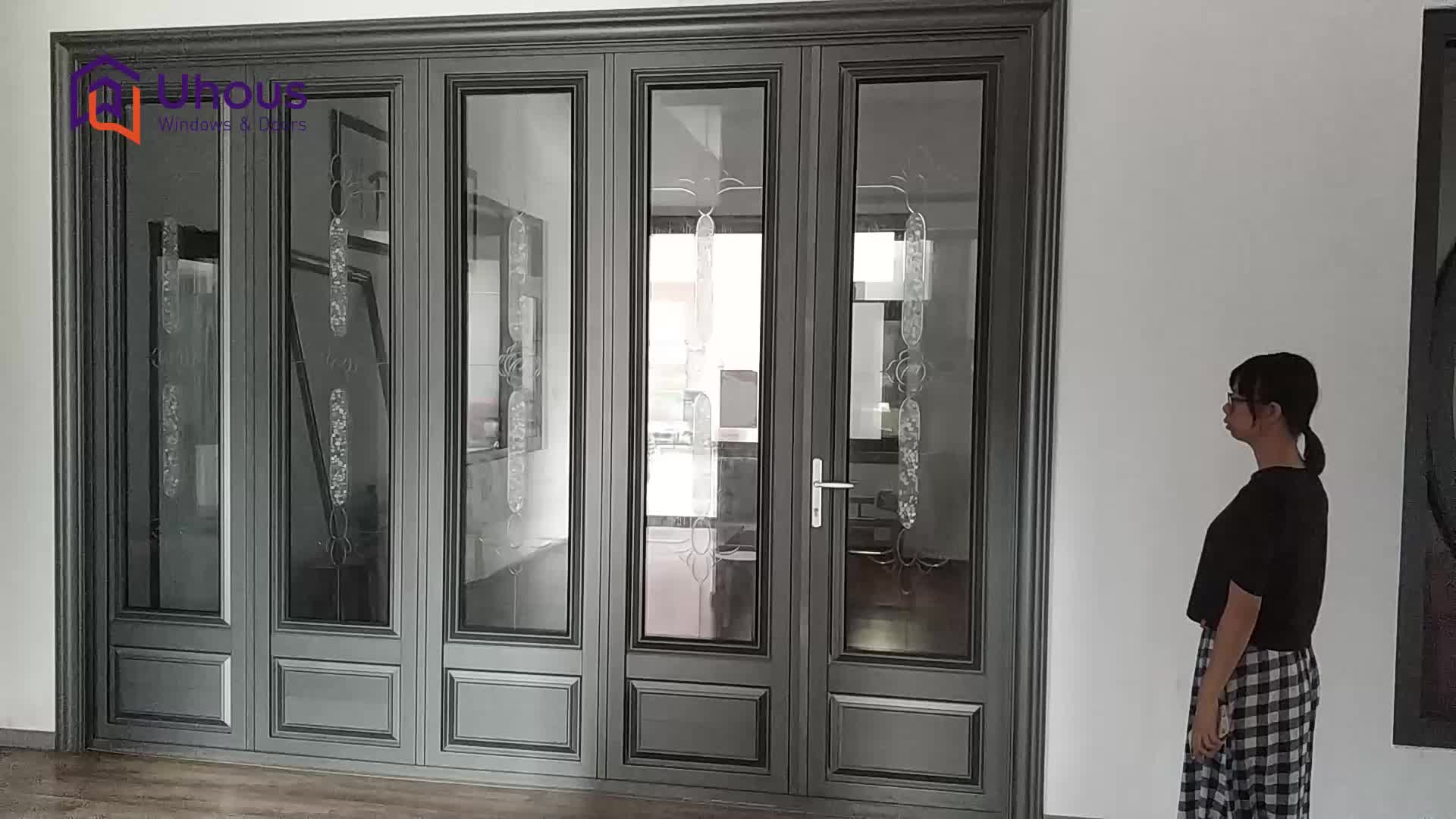 High Quality Exterior Doors Jefferson Door: High Quality Lowes Glass Accordion Door Design