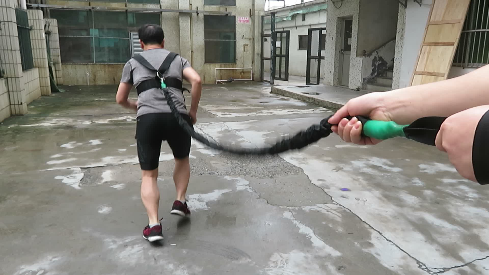 Jump Trainer Running Trainer Snelheid Trainer met Weerstand Band Riem