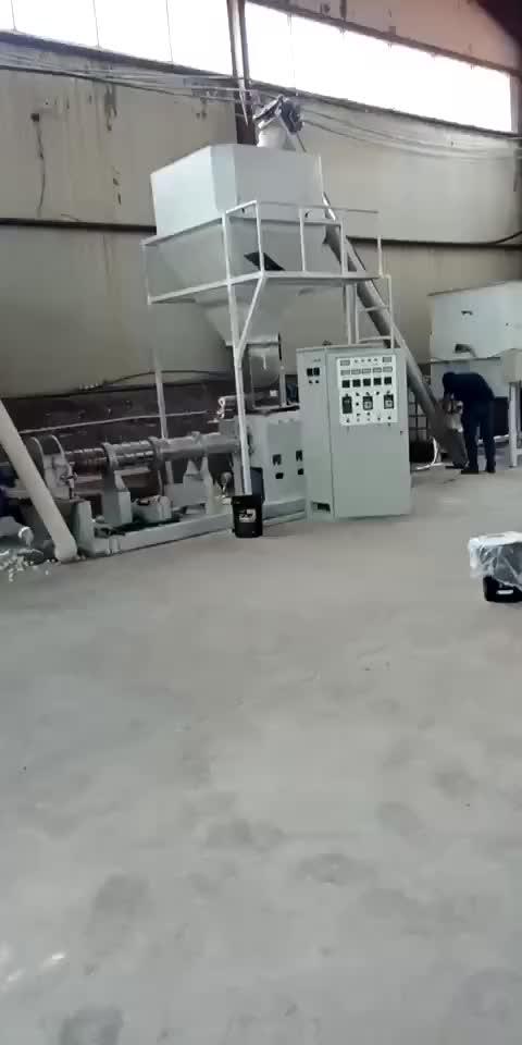 1000 kg/giờ Sửa Đổi Tinh Bột Đùn Dây Chuyền Sản Xuất