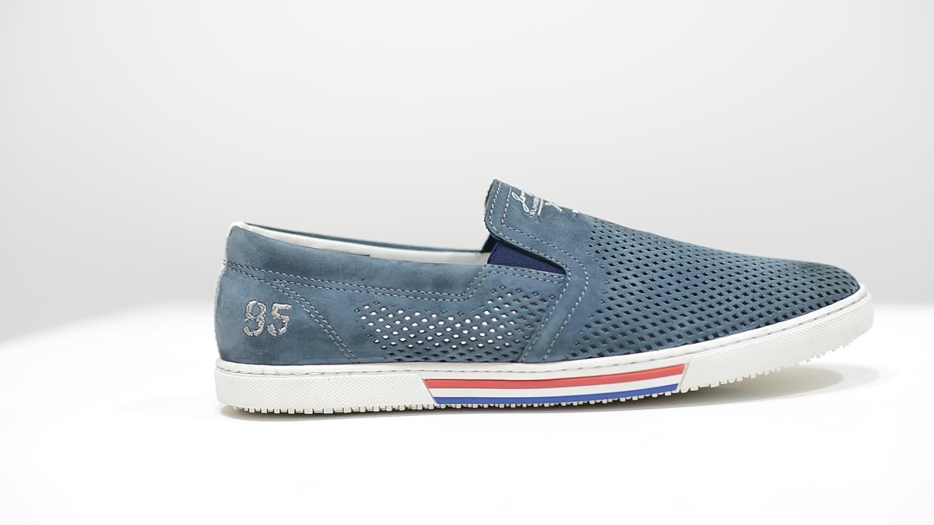 Men's shoes slip-ons L712sn