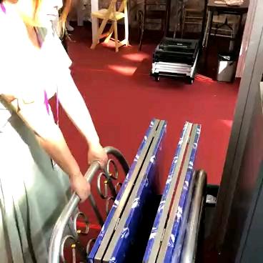 מפעל סיטונאי זול מחיר נייד מזרן ברזל פלדת מתכת יחיד מתקפל מתקפל מיטה