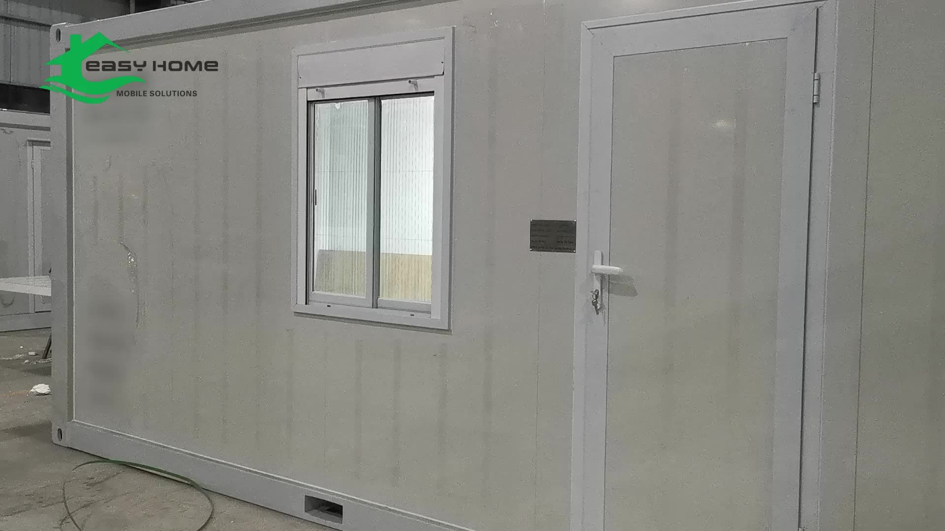 10ft Mobile portable Home Cabin small habitable container house for sale
