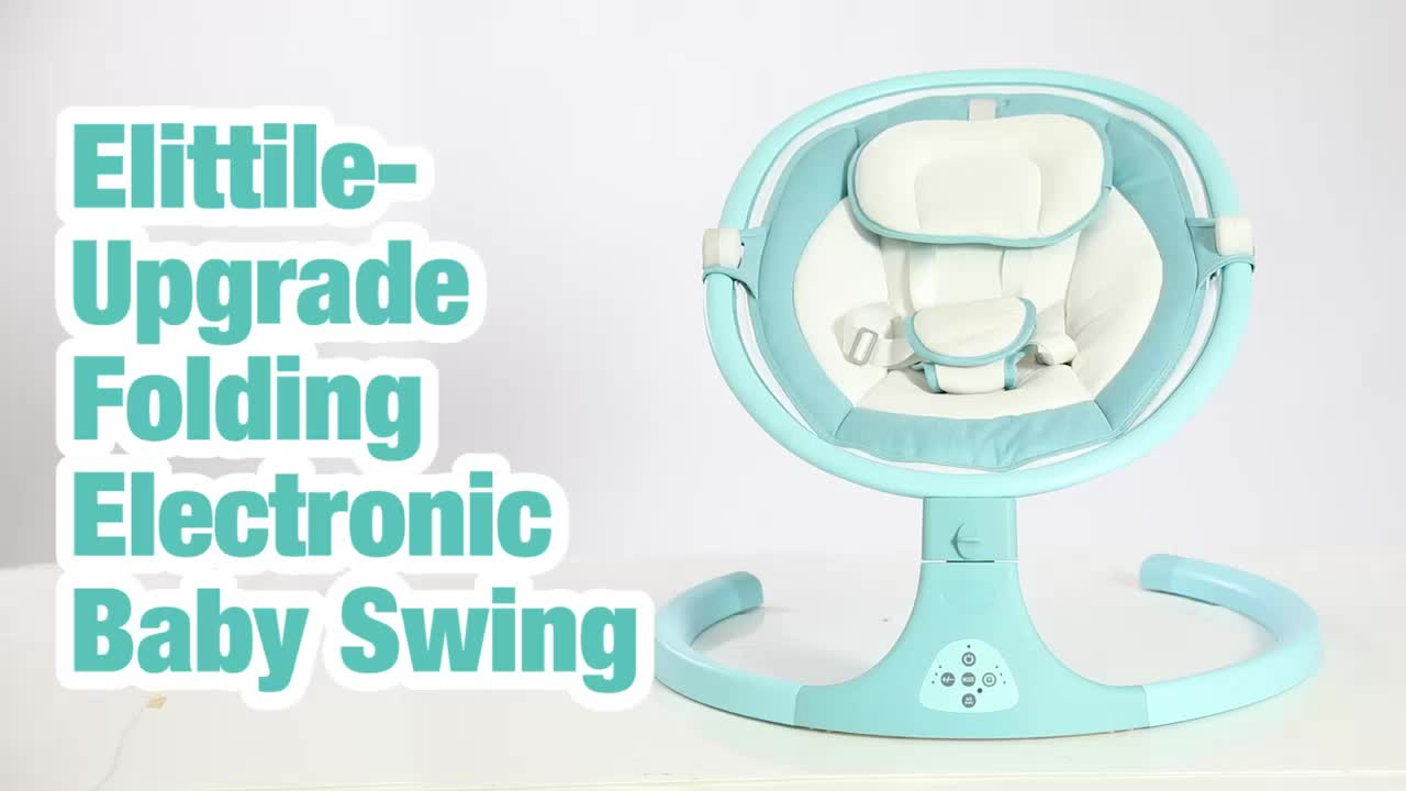 modern babi rocking chair baby automatic bouncer and rocker