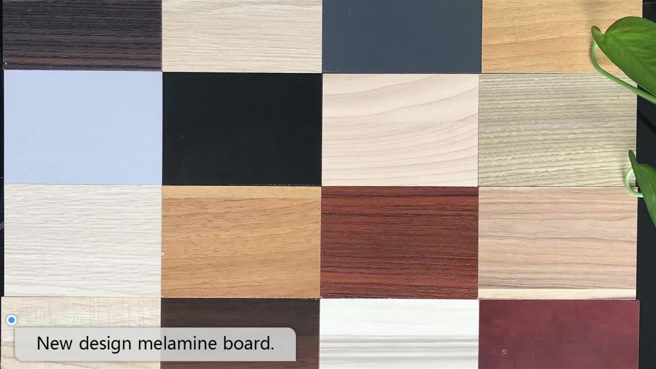 Free Sample FSC Raw MDF / MDF Wood Prices / Plain MDF Board for Furniture