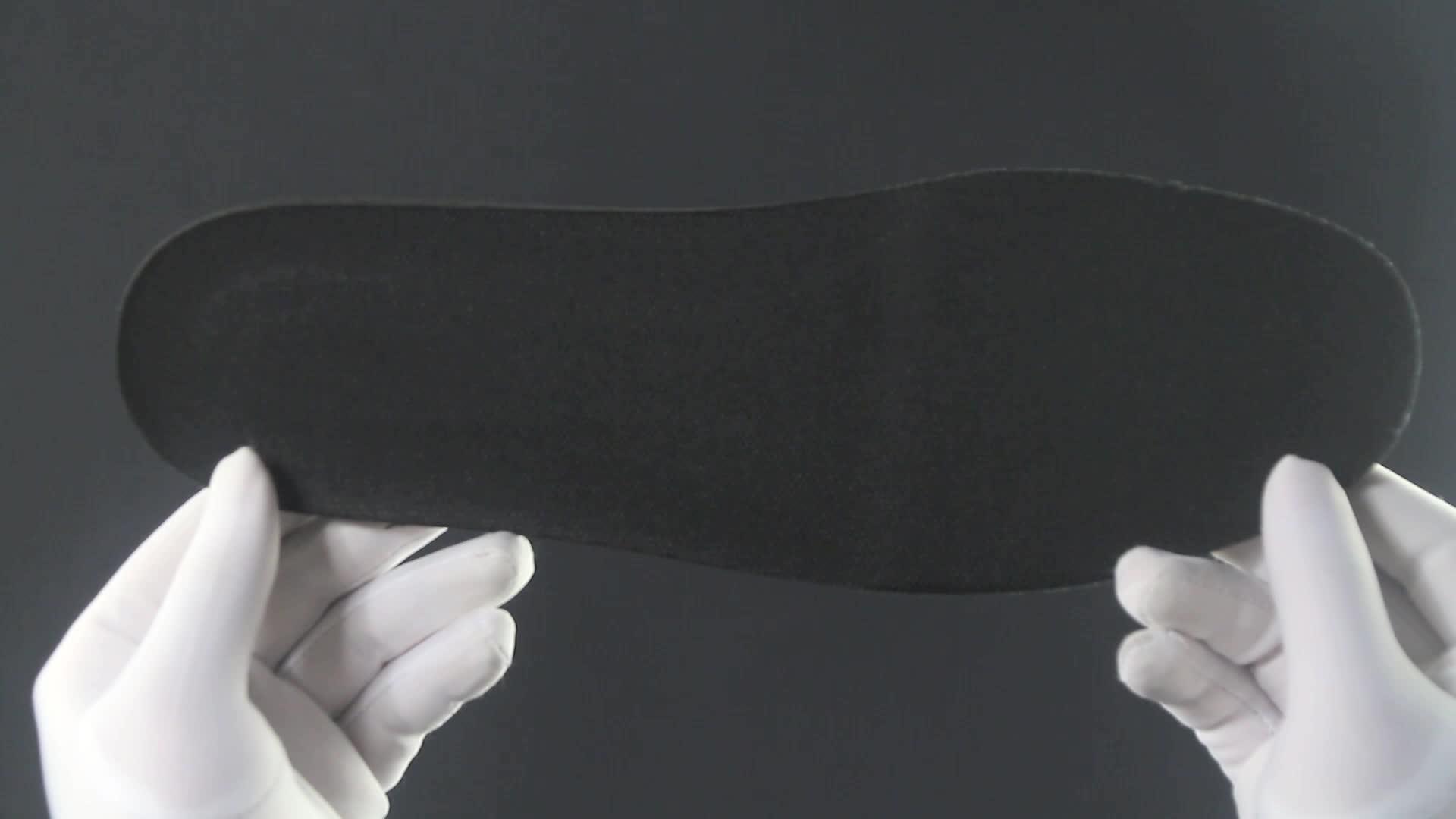 Custom สบายโฟมความยาวผ้าโพลีเอสเตอร์พื้นรองเท้า