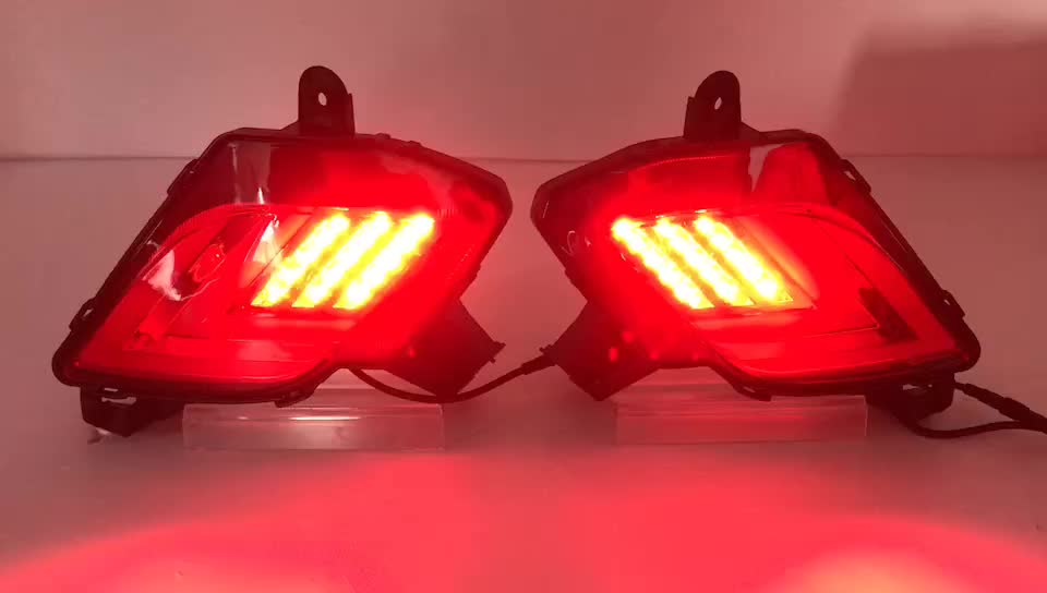 Cheap price led rear bumper lamp light reflector for mazda cx-5 with high quality