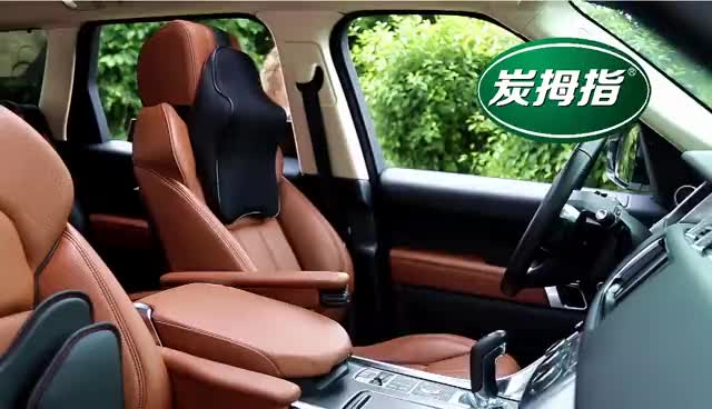 Car Accessories High Quality Office Chairs Seat Low Back Rest Support Cushion Memory Foam Waist For Car Lumbar Support Cushion