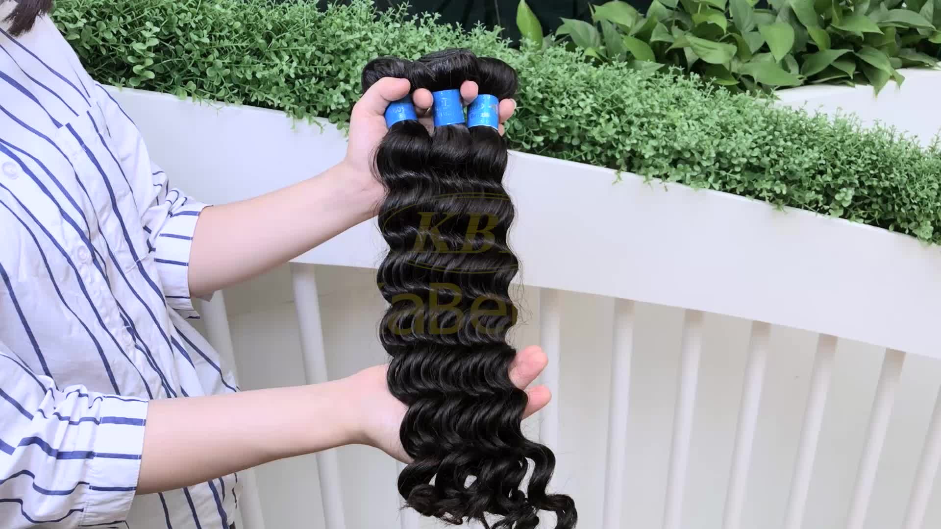 Micro Beads Weft Hair Extensionsmongolian Kinky Curly Braiding Hair