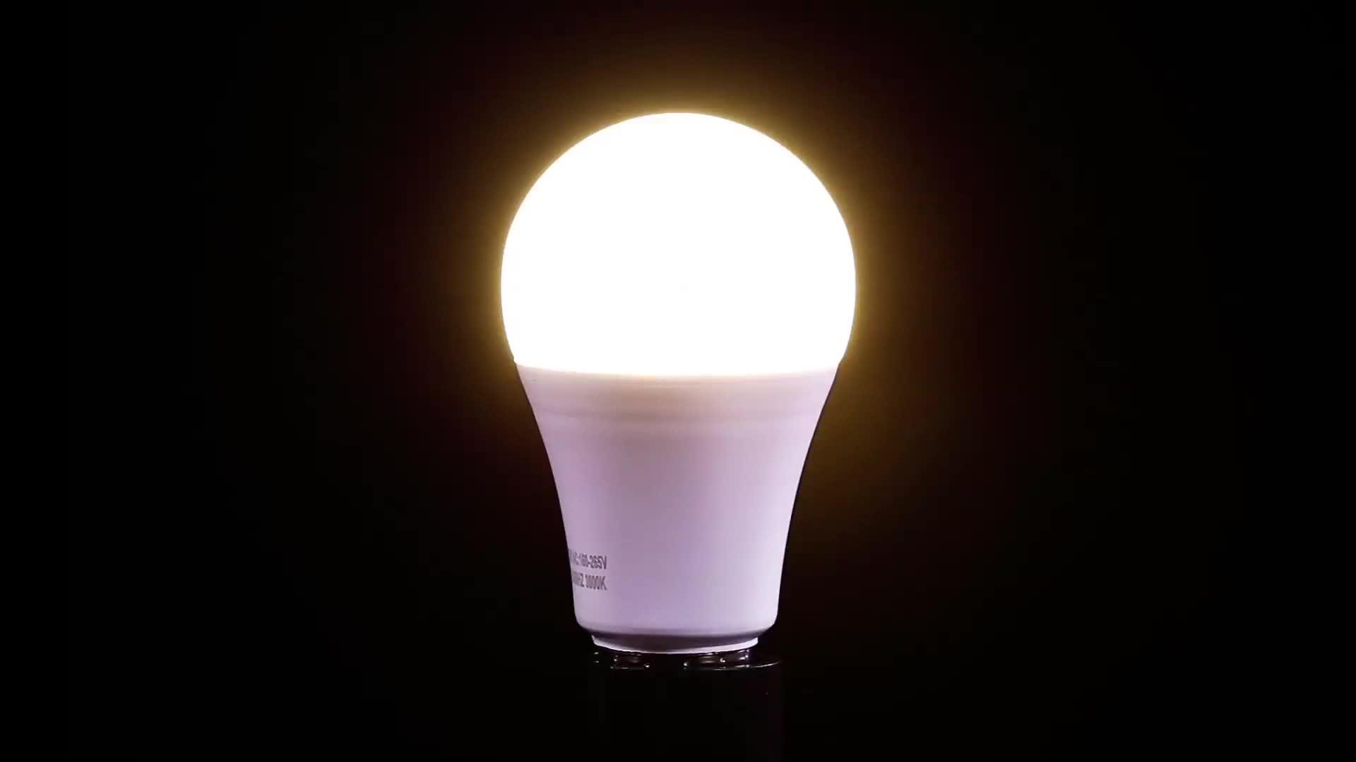 Trung quốc mẫu Miễn Phí 9W 12W giá rẻ nhà ở giá smd B22 E14 E27 led ánh sáng bóng đèn, bóng đèn led đèn led, đèn led