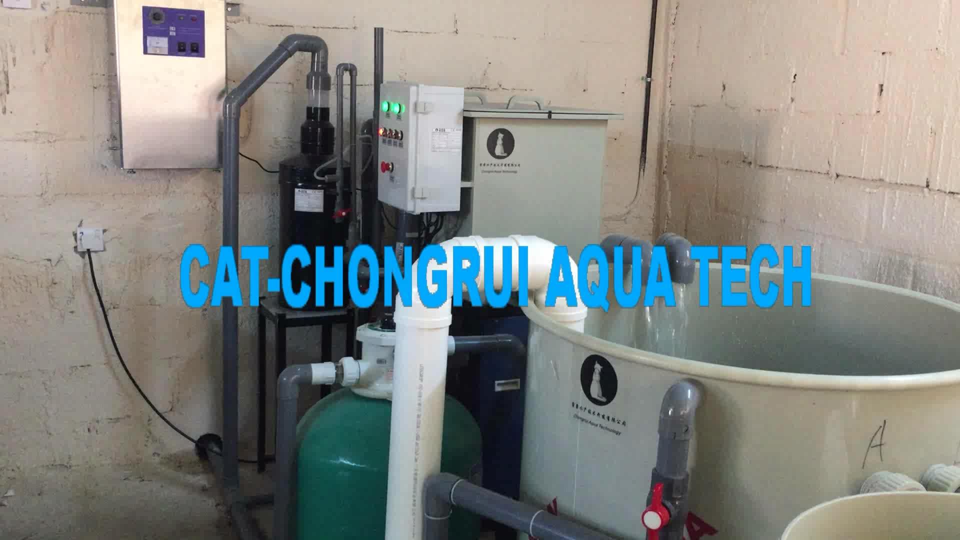 Indoor fish farm aquaculture system equipment for sale