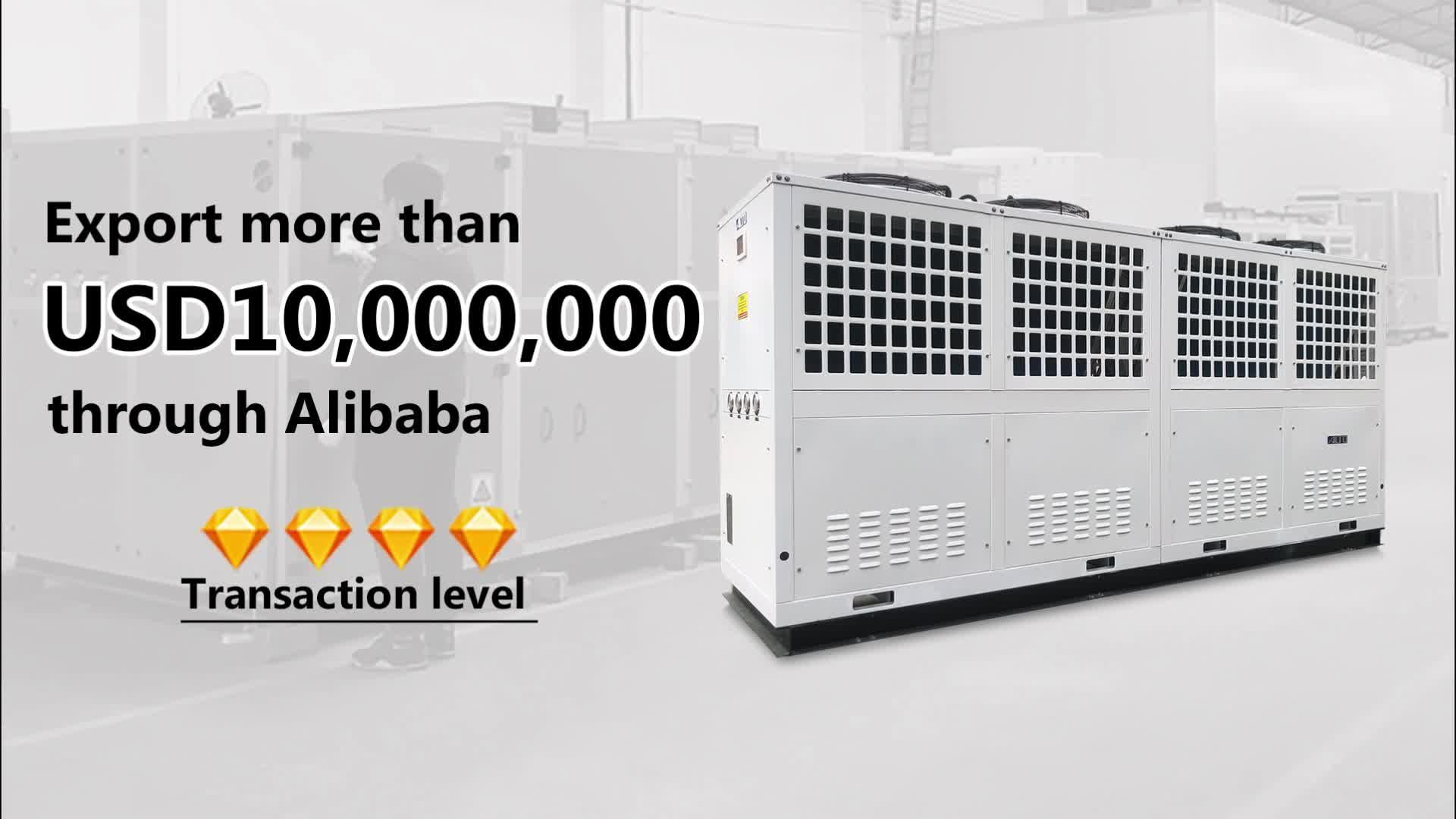 OEM/ODM 1000 m3/h air heat exchangers energy recovery ventilators