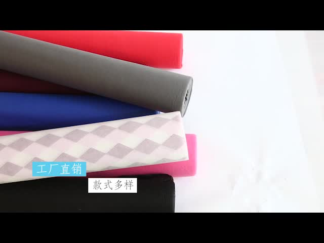 Oem Manufacturing Industrial Filter Fabric Nonwovens Needle 100% Polyester Non Woven Fabric Roll