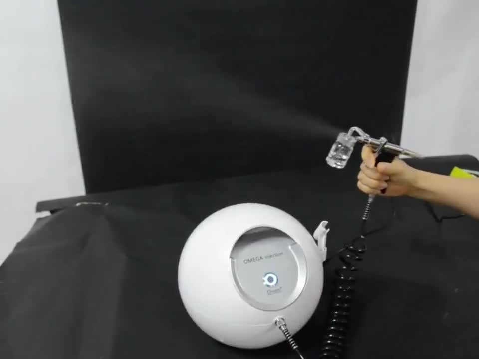 Sauerstoff-Gesichtspflege Sauerstoff-Jet-Peel-Schönheitsmaschine für das private Schönheitssalon des Salons