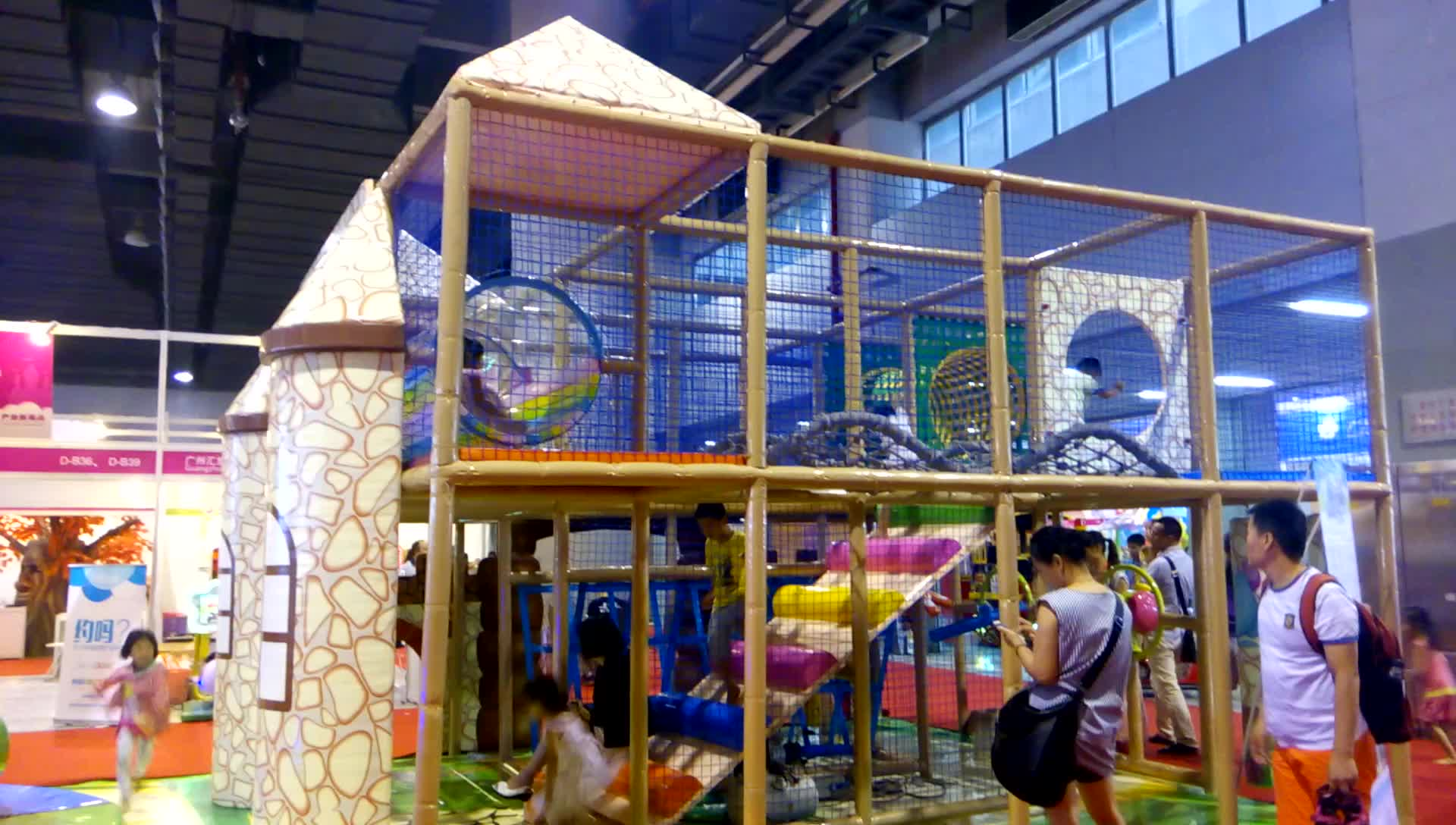 Ihram Kids For Sale Dubai: Eco-friendly Kids Playground Indoor/ Commercial Playground
