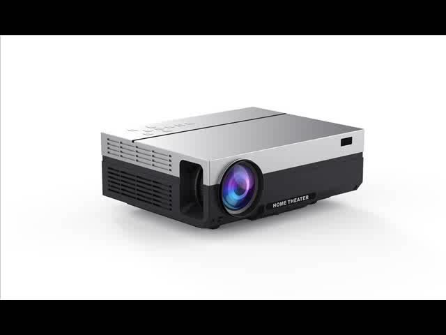 Full HD Projector 1920x1080P T26K Projector Portable 5500Lumens  Beamer Video Proyector LED Home Theater Movie
