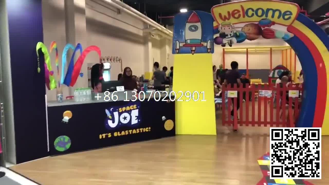 2020 Cor Personalizada atraente crianças conjuntos bebê escalada criança playground indoor soft play formas de espuma