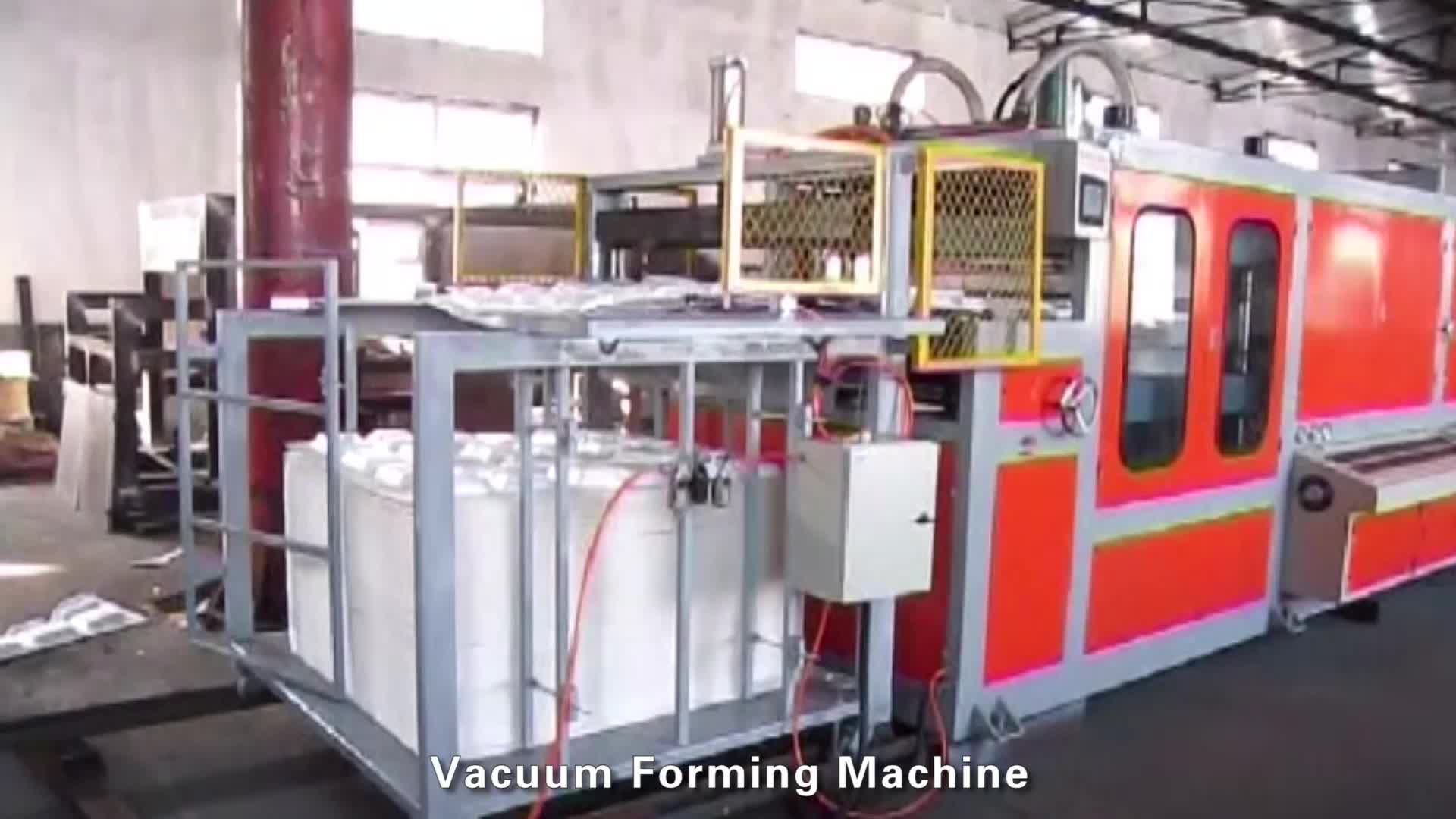 PLA plastic vacuümvormmachine, Ellie Whats 008613780912769